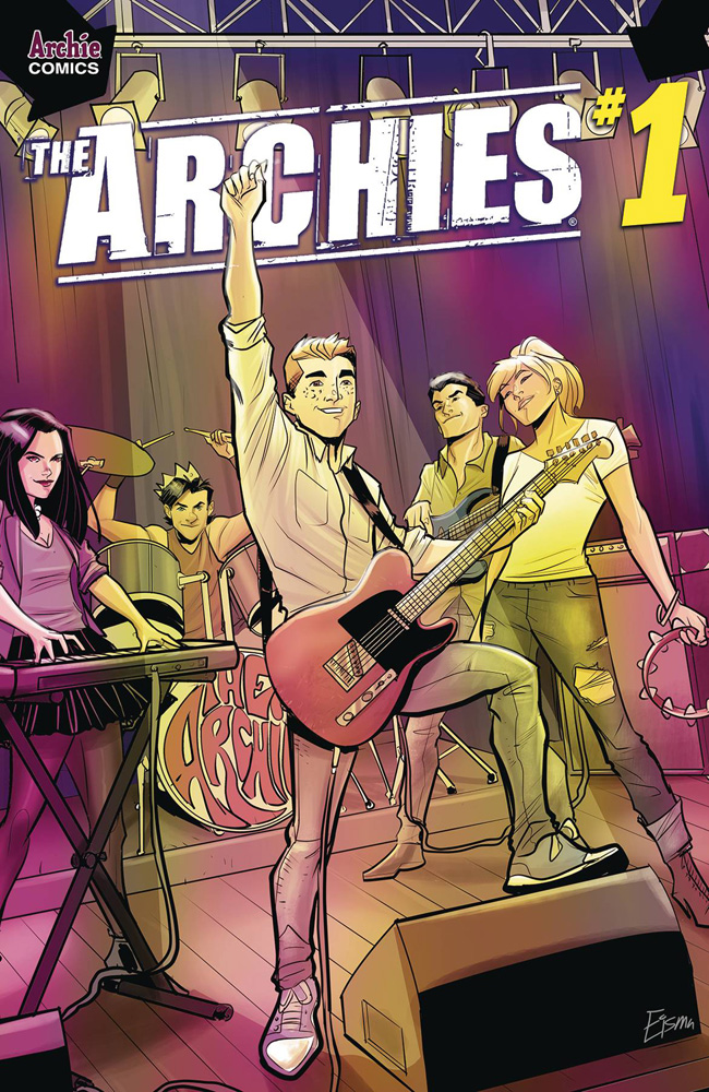 The Archies #1 Joe Eisma cover