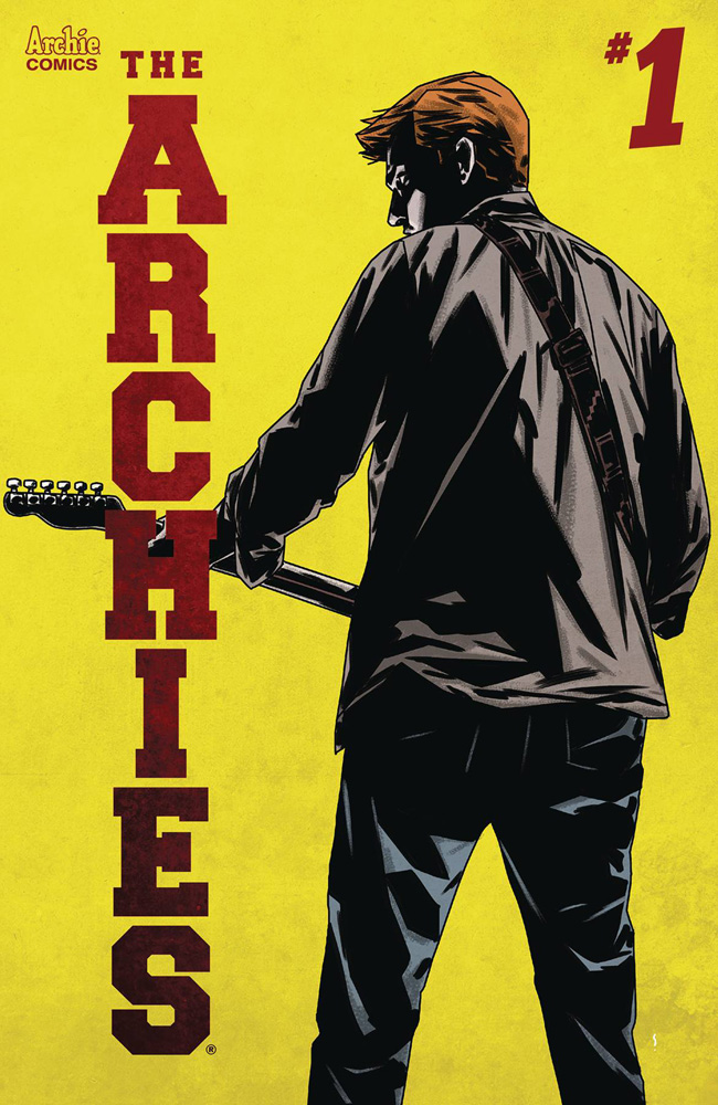 The Archies #1 Matthew Dow Smith cover