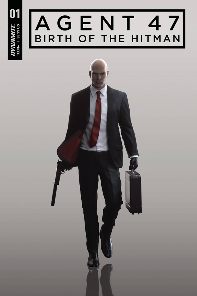 Agent 47: Birth of the Hitman #1 Gameplay cover