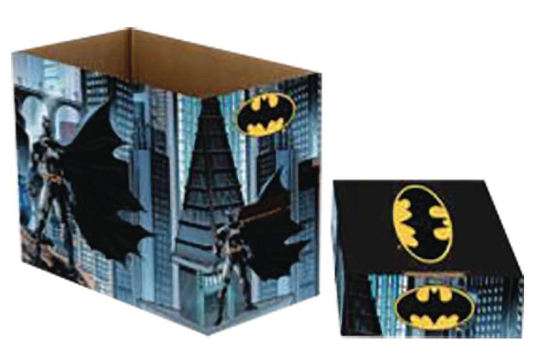 Dc Comics Short Comic Storage Box Batman 5 Pack