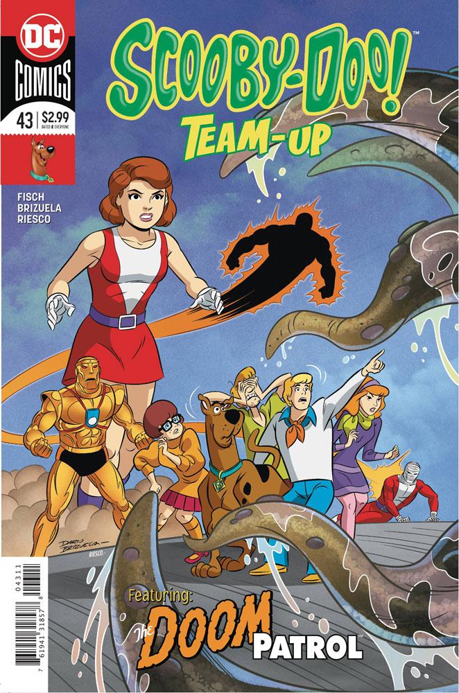 Scooby-Doo Team-Up #43