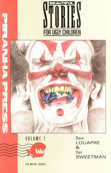 Image: Beautiful Stories For Ugly Children #1 - DC Comics