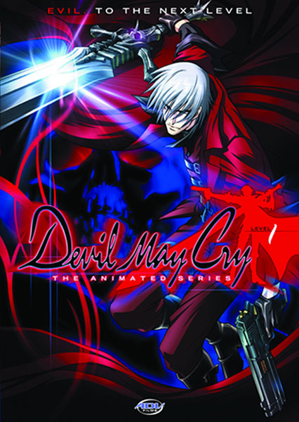 Image: Devil May Cry Animated Series Vol. 1  (DVD) -
