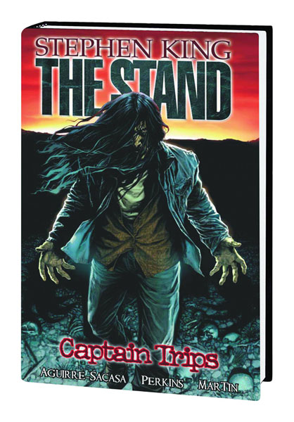 Image: The Stand Vol. 01: Captain Trips HC  - Marvel Comics