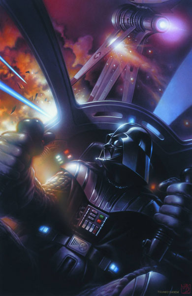 Image: Star Wars: Darth Vader & The Lost Command #2. Star Wars: Darth Vader & The Lost Command #2