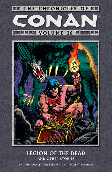 The Chronicles of Conan Volume 26