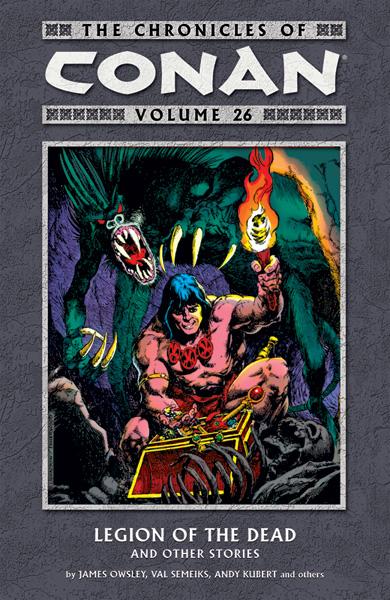 The Chronicles of Conan Volume 26