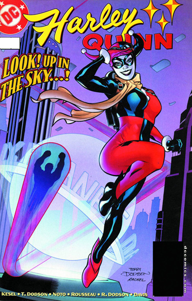 Harley Quinn: Welcome to Metropolis