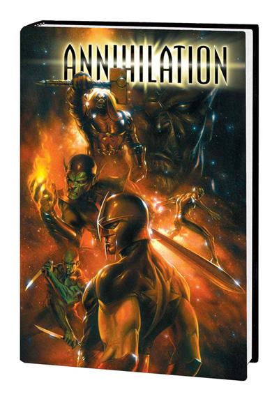 Annihilation Omnibus