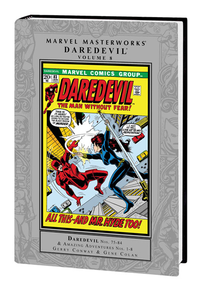 Marvel Masterworks: Daredevil Volume 8