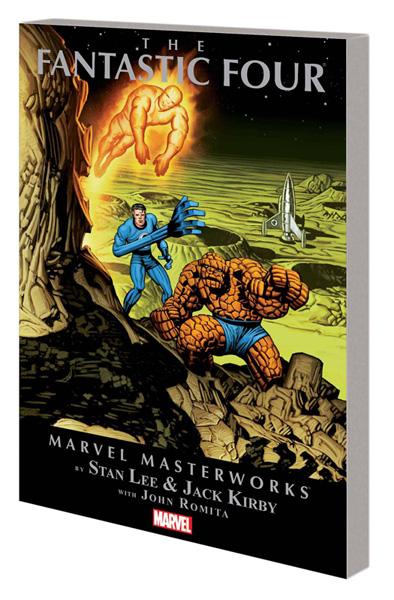 Marvel Masterworks: Fantastic Four Volume 10