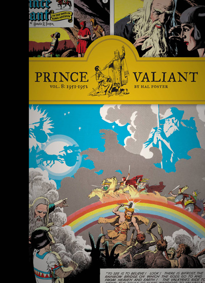 Prince Valiant Volume 8: 1951-1952
