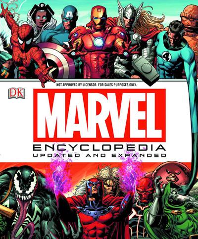 Marvel Encyclopedia: 75th Anniversary Edition