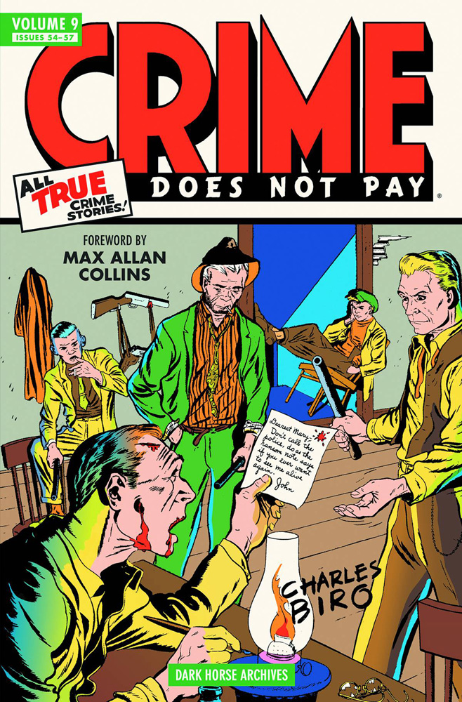 Crime Does Not Pay Archives Volume 9