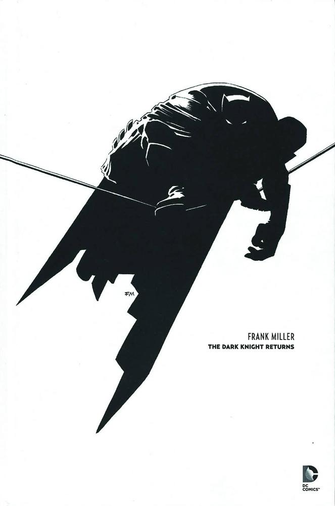 Batman Noir: The Dark Knight Returns Deluxe Edition