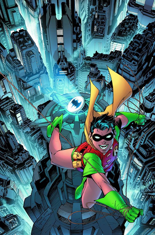 Robin the Boy Wonder: A Celebration of 75 Years