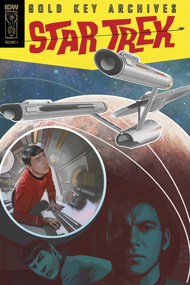 Star Trek Gold Key Adventures Volume 3