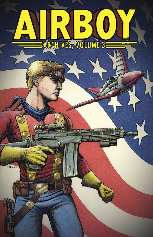 Airboy Archives Volume 3