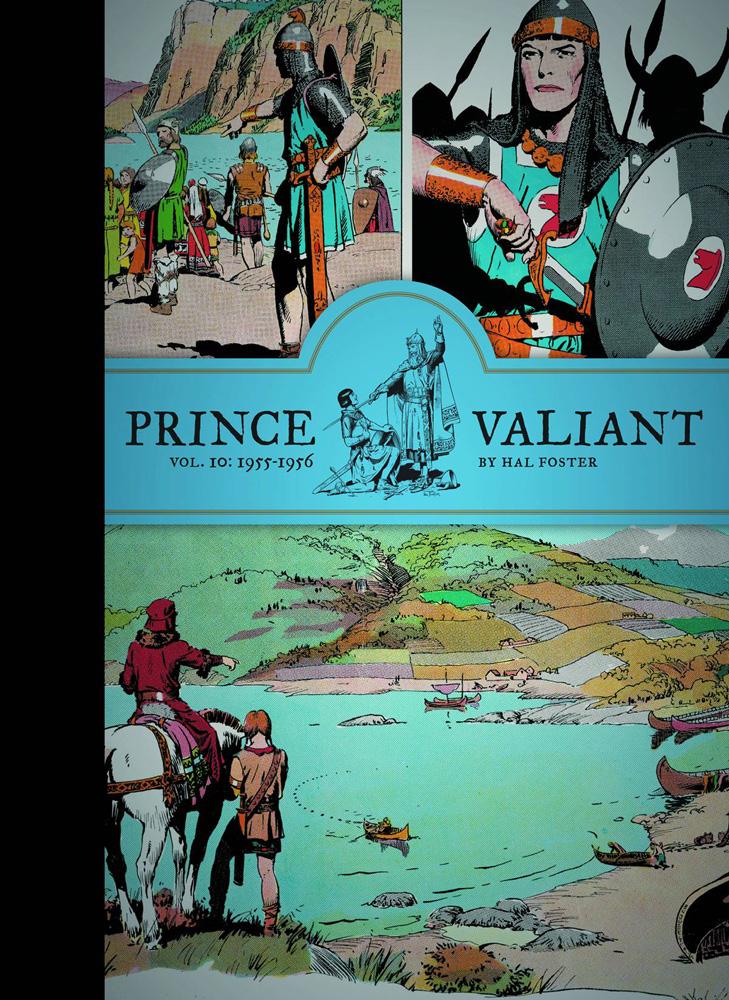 Prince Valiant Volume 10: 1955-1956