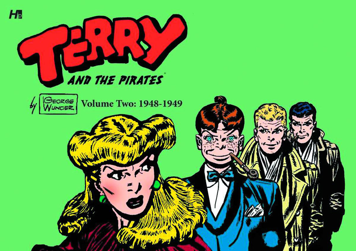 Terry and the Pirates: The George Wunder Years Volume 2 1948-1949