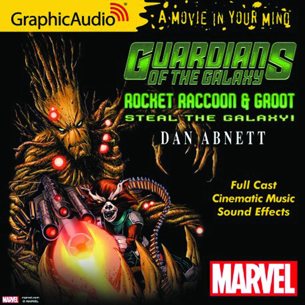 Guardians of the Galaxy: Rocket Raccoon & Groot