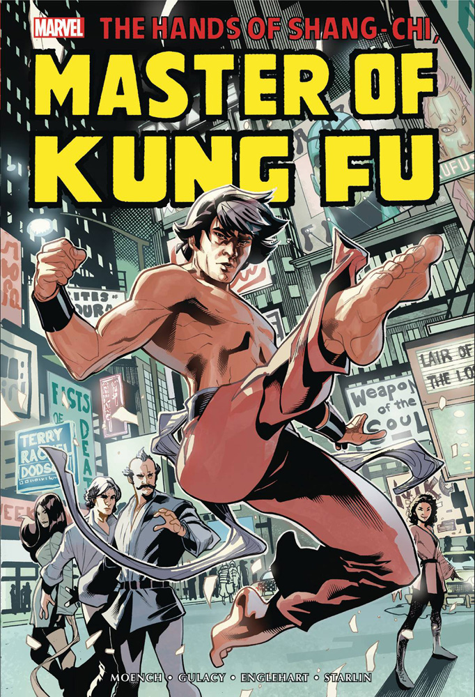 Westfield Comics Blog » For Your Consideration: Marvel's Shang-Chi
