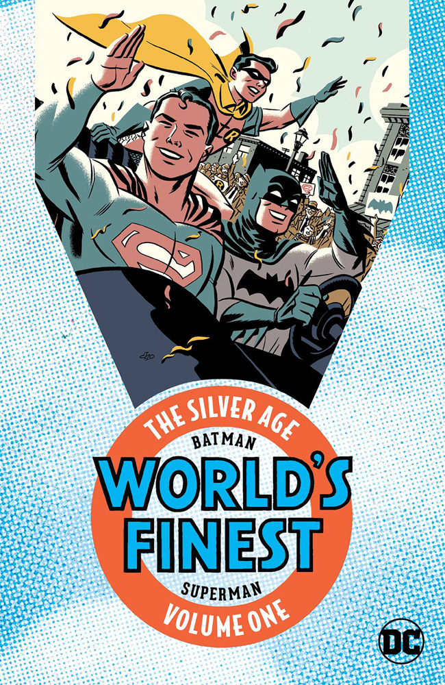 Batman & Superman in World's Finest Comics: The Silver Age Vol. 1