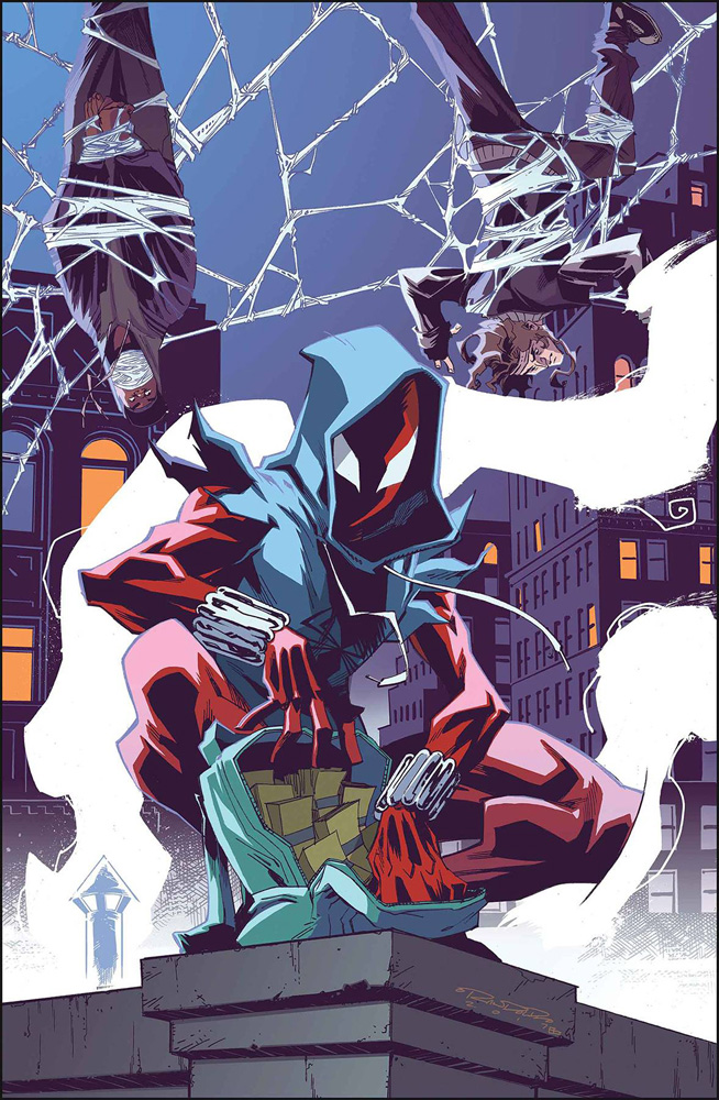Image: Ben Reilly: The Scarlet Spider #14 (Legacy)  [2018] - Marvel Comics