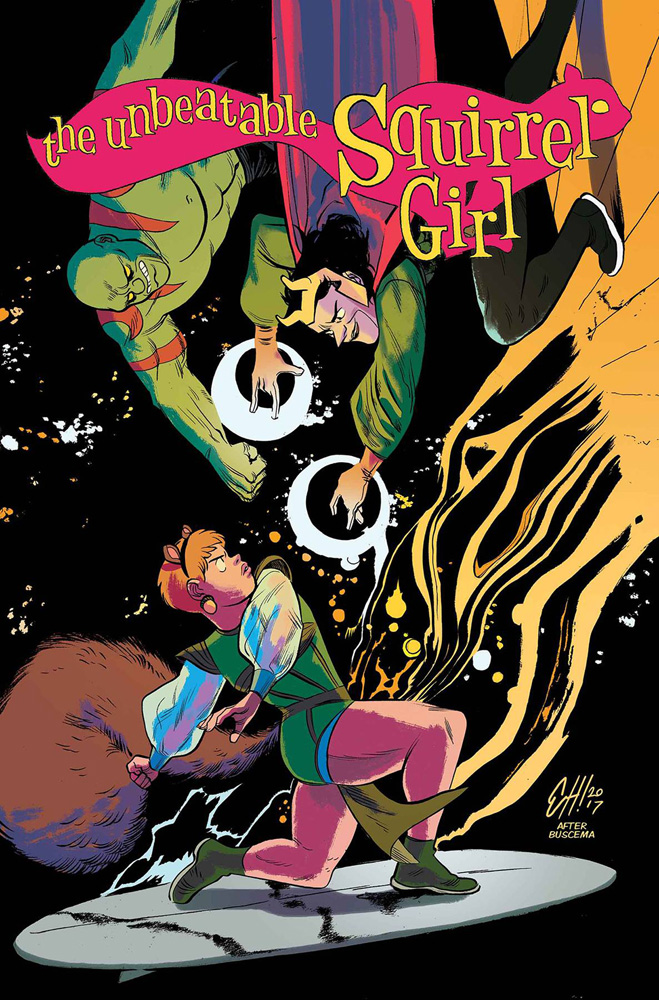 Image: Unbeatable Squirrel Girl #29 (Legacy) - Marvel Comics