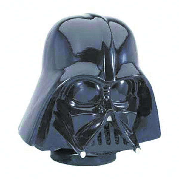 Image: Ceramic Bank: Darth Vader Helmet  -