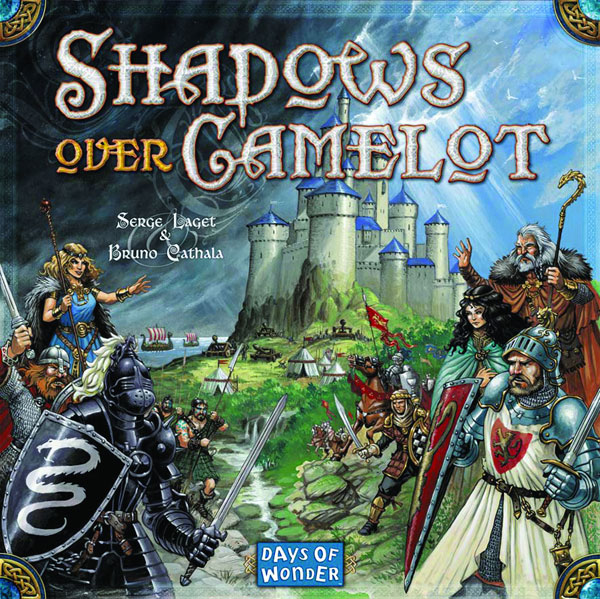 Image: Shadows Over Camelot  -