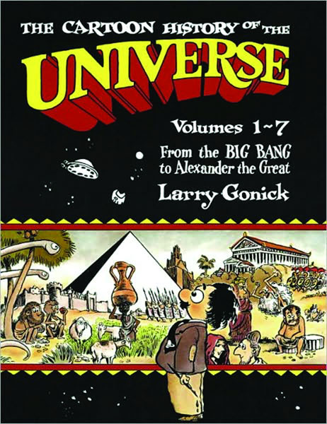 Image: Cartoon History of the Universe Vol. 1 SC  -