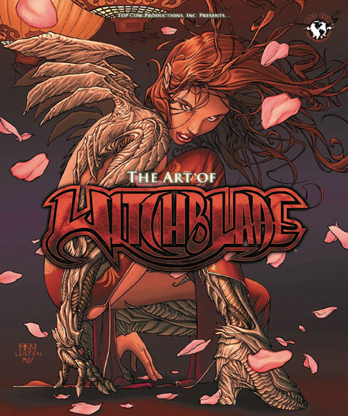 Image: Art of Witchblade SC  - Image Comics