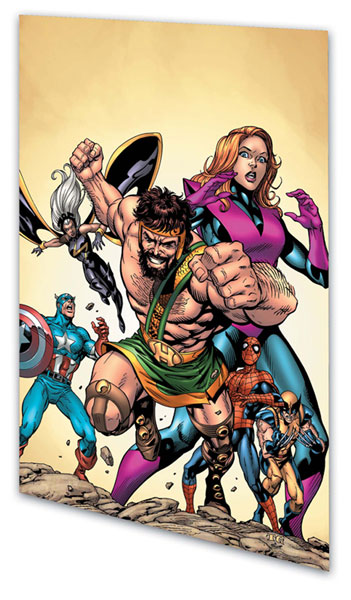 Image: Marvel Adventures Avengers Vol. 05: Some Assembling Required  (digest) - Marvel Comics