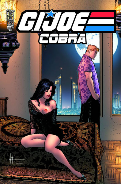Image: G.I. Joe: Cobra #2 - IDW Publishing