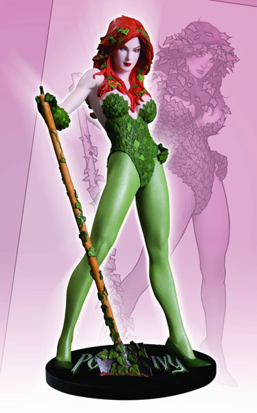 Image: Cover Girls of the DC Universe Statue: Poison Ivy