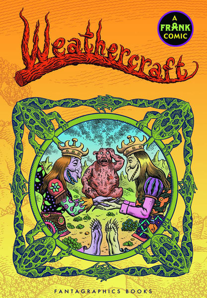 Image: Weathercraft HC  - Fantagraphics Books