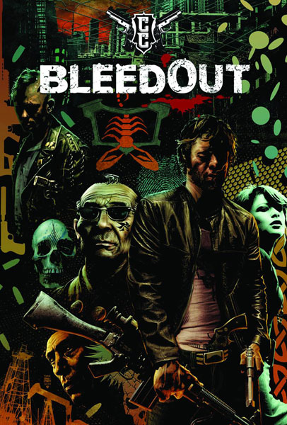 Image: Bleedout HC  - Archaia Entertainment LLC