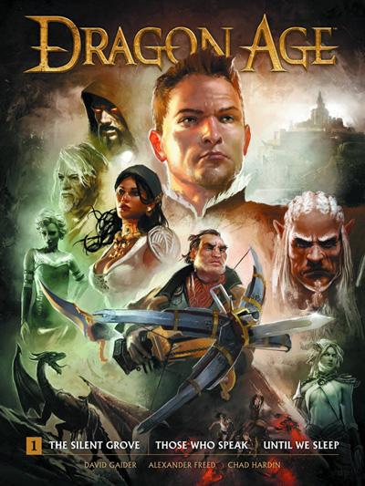Dragon Age - серия комиксов от IDW Publishing, рассказывающая о приключения