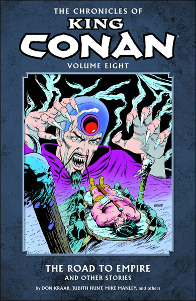 The Chronicles of King Conan Volume 8