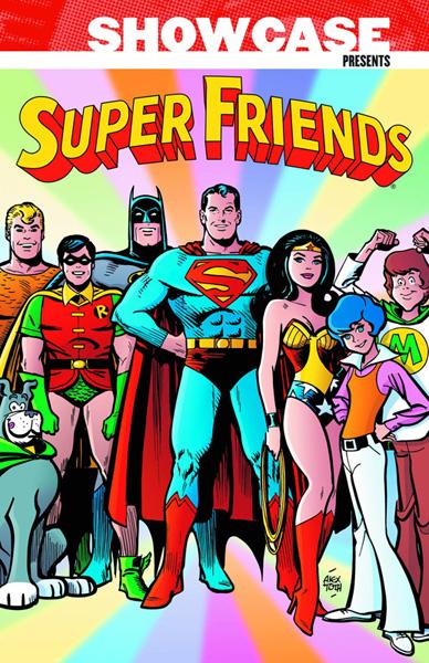Showcase Presents Super Friends Volume 1