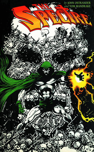 The Spectre Volume 1: Crimes and Judgements