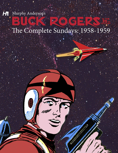 Buck Rogers: The Complete Murphy Anderson Sundays 1958-59