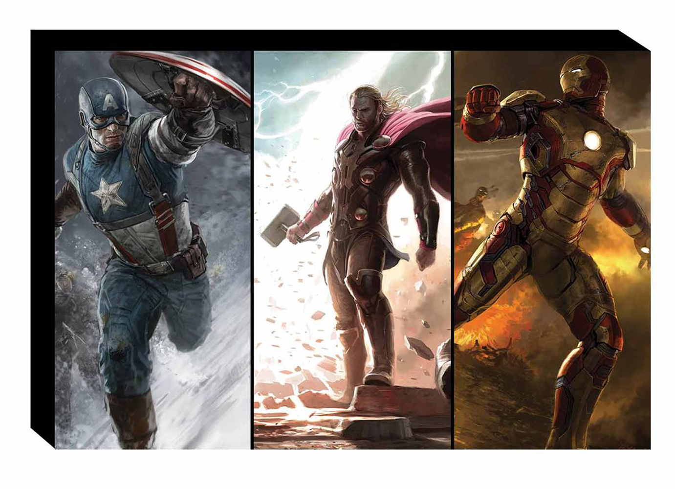 The Road to Marvel's Avengers: Age of Ultron - The Art of Marvel's Cinematic Universe
