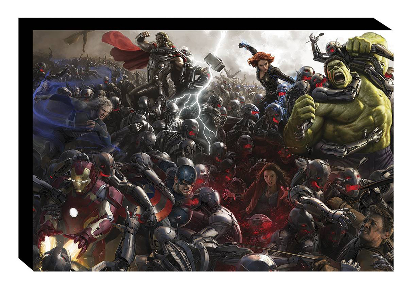 Marvel's Avengers: Age of Ultron - The Art of the Movie