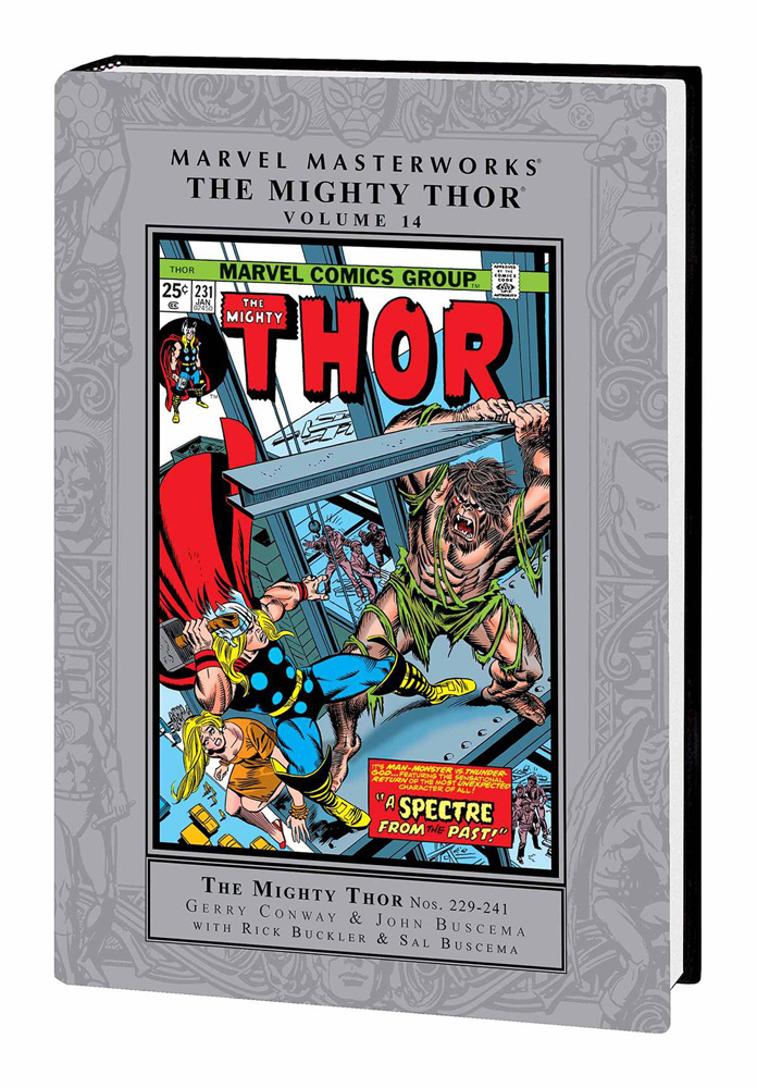 Marvel Masterworks: The Mighty Thor Volume 14