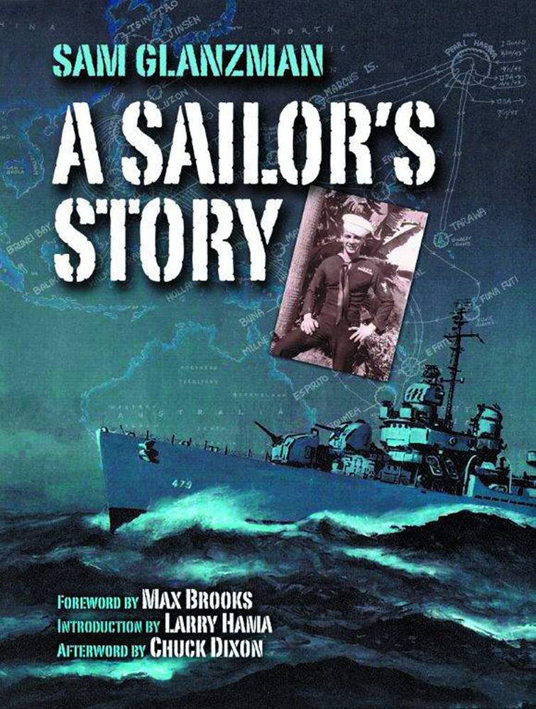 Sam Glanzman: A Sailor's Story
