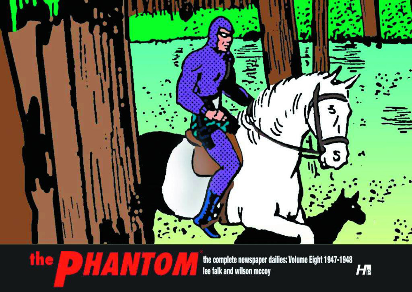 The Phantom: The Complete Dailies Volume 8: 1947-48