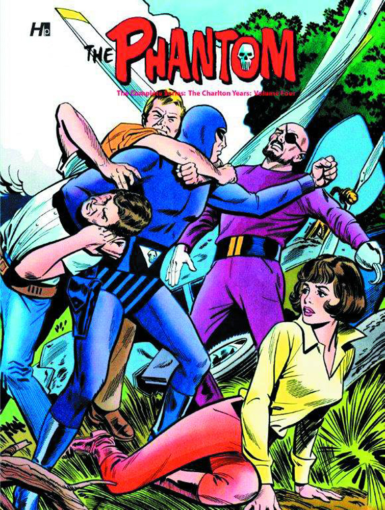 The Phantom: The Complete Series: The Charlton Years Volume 4