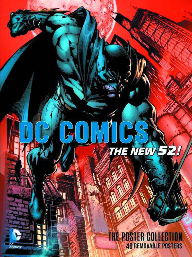 DC Comics -- The New 52: The Poster Collection